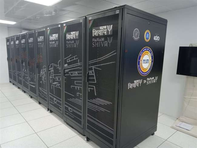 param shivay super computer